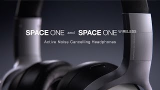 PORSCHE DESIGN - KEF - SPACE ONE and SPACE ONE WIRELESS