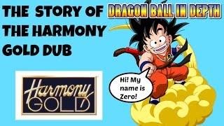 dragon ball harmony gold