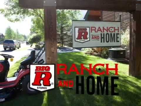 Big R Ranch & Home TV Ad - Cable Ad Net Wyoming 2013