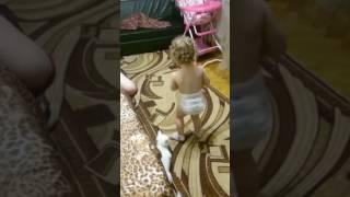 Алина Маратовна (почти 2 года)-
