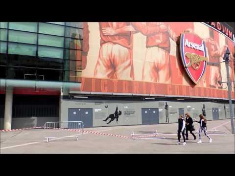 A visit to emirates stadium.