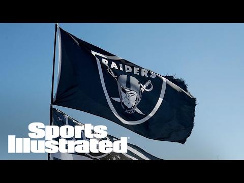 Goldman Sachs Might Not Finance New Raiders Stadium In Las Vegas | SI Wire | Sports Illustrated