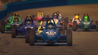 RFJ SpeedCross Series @ Iowa Speedway