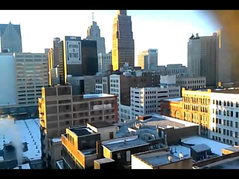 URBEX Detroit- Metropolitan bldg. Penthouse Roof