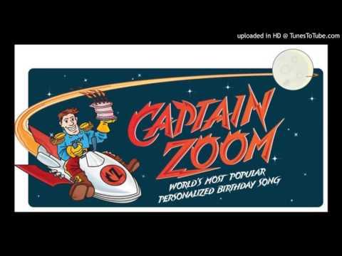 Robbie's Captain Zoom Birthday Song #2