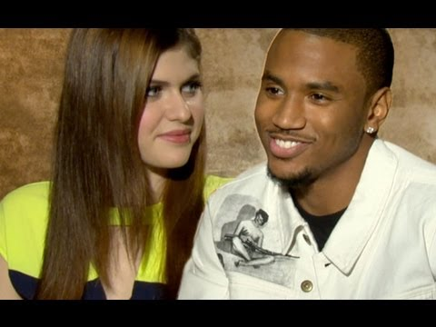 Trey songz interview about dating