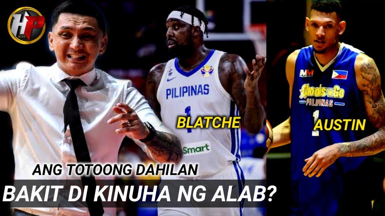 Ito pala ang dahilan kung bakit hindi sila kinukuha sa Alab Pilipinas bilang import