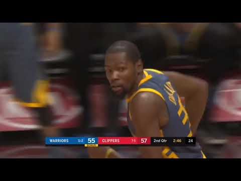 RESUMEN COMPLETO   Golden State Warriors vs LA Clippers   Temporada NBA   13-11-2018