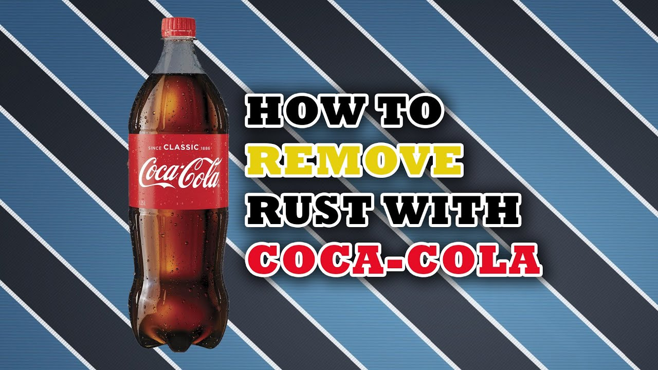 How to get rid of toxemia: help Coca-Cola