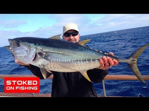 Top Gun 80 Offshore Grandslam, Part 1 | Stoked On Fishing - Full Episode |