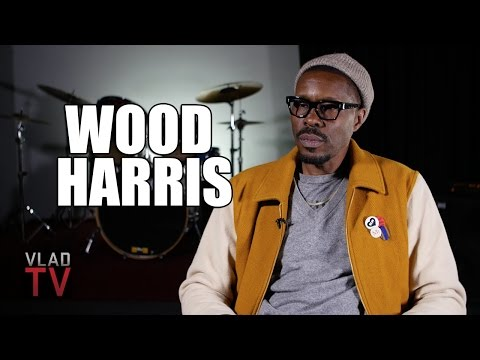 Wood  Harris on Working with Denzel and Fishburne: It's Prince & Michael Jackson