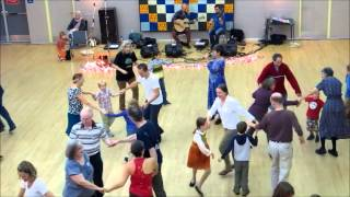 Ottawa Contra - family dance with Chrissy Fowler, Greg T Brown, & Paul Hawtin