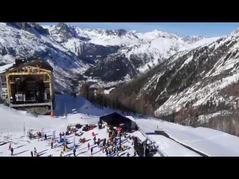 La Herse aux Grands Montets - Chamonix Mont Blanc