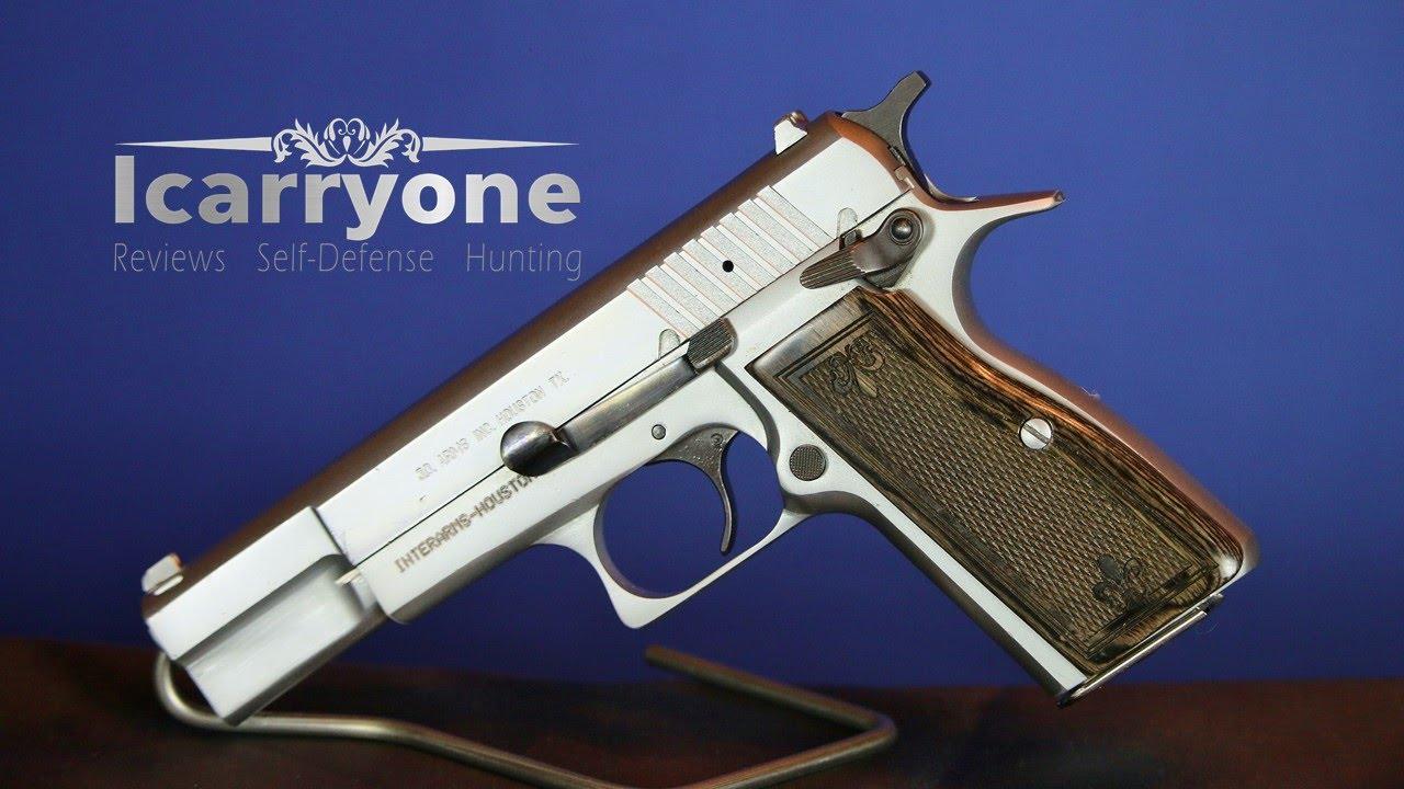Kareen MK II - Israel's Browning Hi Power Variant