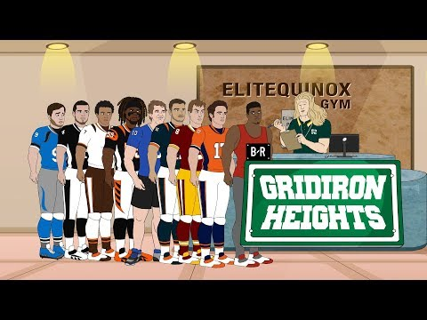 Gridiron Heights, Season 2, Episode 18: Eliminated Players Hit the Gym on January 2nd