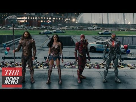 'Justice League' Fans Upset by Film's Revealing Amazonian Costumes | THR News