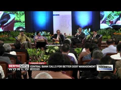Central Bank Calls for Better Debt Management