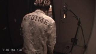 Rich The Kid, Lil Yachty, & Playboi Carti 'Studio Session'