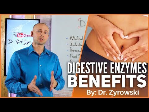 Digestive Enzymes Benefits | Simple But Critical Advice