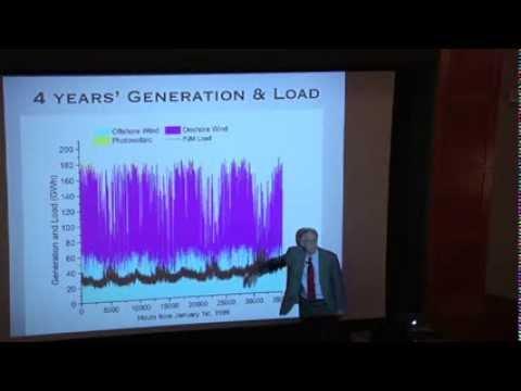 Willett Kempton, Running Society on Variable Generation