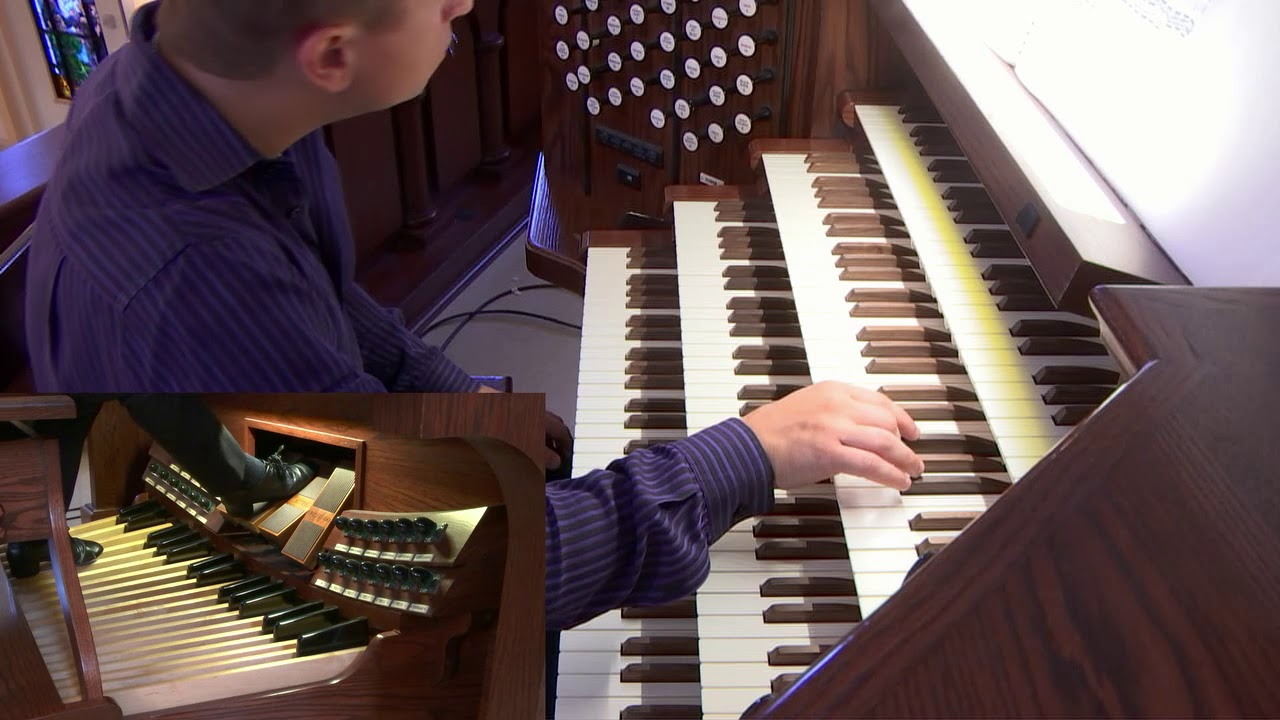 Adam Brakel plays Buxtehude D Minor Praeludium BUXWV 140