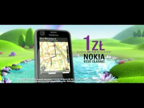 PLAY NOKIA 6220 - reklama