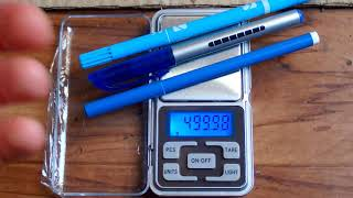 How to calibrate (& miscalibrate) a digital pocket scale