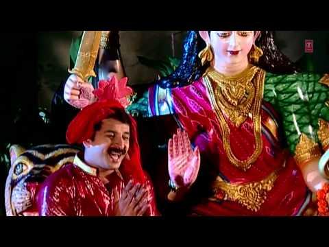 Kavne Yogyata Pe Khush Hokhelu Bhojpuri Devi Geet Manoj Tiwari Mridul I MAIYA MAAF KAREEN
