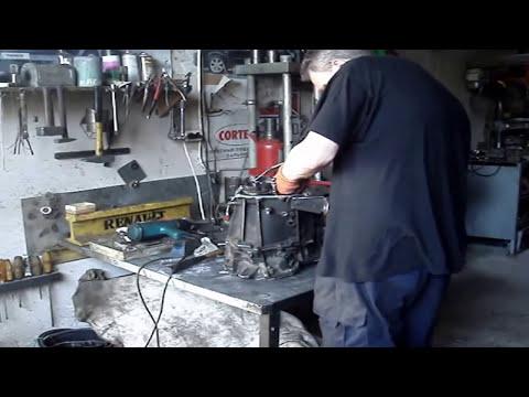 Видео Ремонт коробок рено