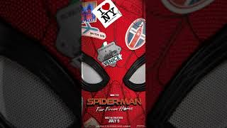 Spiderman far from home teaser trailer theme