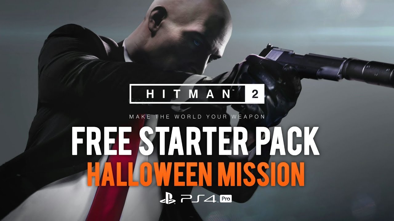 Hitman 2 Free Starter Pack Full Gameplay Youtube