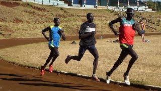 Kenyan Track Session