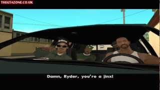 GTA San Andreas   Mission 6   Drive Thru HD