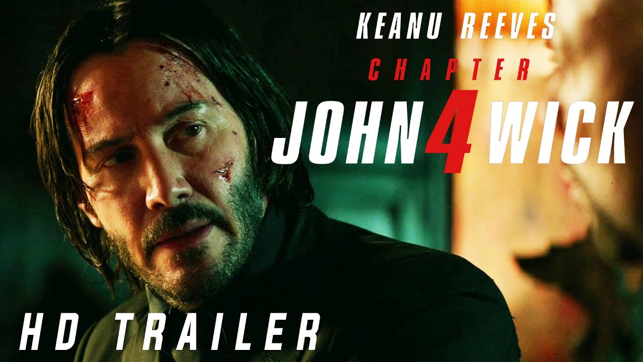 Download JOHN WICK 4 | Trailer #1 HD Concept  | Keanu Reeves, Donnie Yen, Ian McShane | May 2022 | Lionsgate