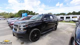 The 2015 Chevrolet Tahoe LT - For Sale Review @ Marchant Chevy | August 2018