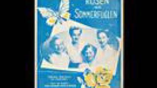 Søstrene Bjørklund - Den glade vandrer 78 RPM