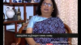 Rita Panicker A Social Worker Interviews 25/04/15
