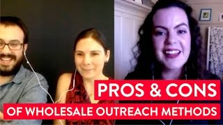 PROS & CONS of Different Wholesale OUTREACH METHODS with Wholesale in a Box