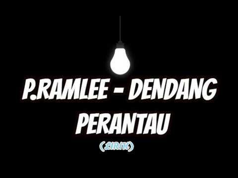 P Ramlee Dendang Perantau Lirik Lagu Youtube