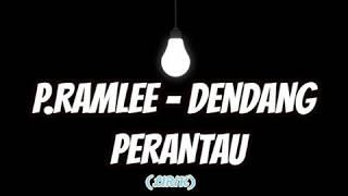 Cover images P Ramlee - Dendang Perantau (LIRIK LAGU)