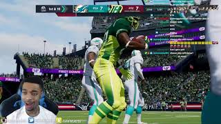 FlightReacts Forgets How To Act After TORCHING Try Hard W/ NEW RANDY MOSS on his $12,000 MUT 21 Team