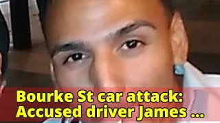 Bourke St car attack: Accused driver James Gargasoulas pleads not guilty to murder