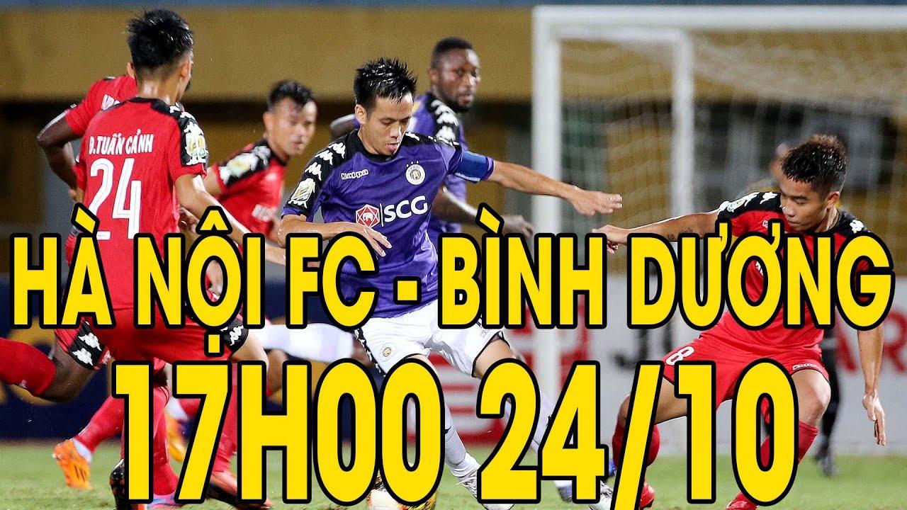 Hà Nội FC - Bình Dương | 90 Phút Kinh Điển Ở Trận Đấu Nghẹt Thở Với 6 Bàn Thắng Chia Đều Cho Đôi Bên