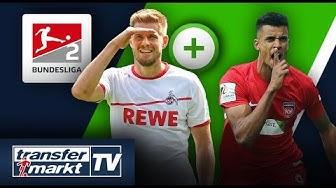 Marktwert-Update 2.Bundesliga: Top-Torjäger mit Aufwertungen | TRANSFERMARKT