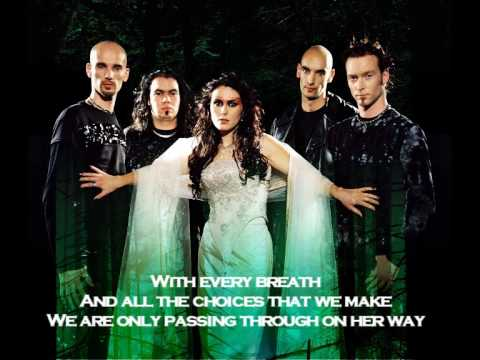 within temptation - Mother Earth lyrics