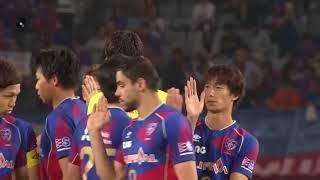 2018年4月25日(水)に行われた明治安田生命J1リーグ 第10節 FC東京vs...