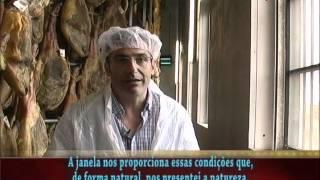 Processo de Produção dos Jamones Espanhóis