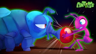 Oddbods Presentano: Antiks   Ospite Non Gradito   Cartoni Animati per Bambini