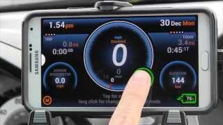 Ulysse Speedometer Video