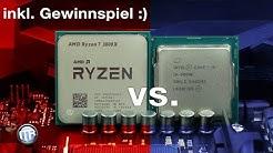 Ryzen 7 3800X vs. i9 9900k - Wer zerstört hier wen?